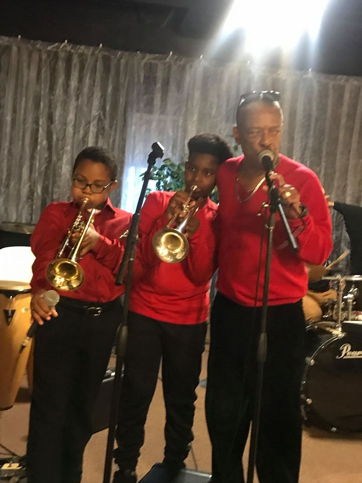 DOJ jazz workshop recital pic