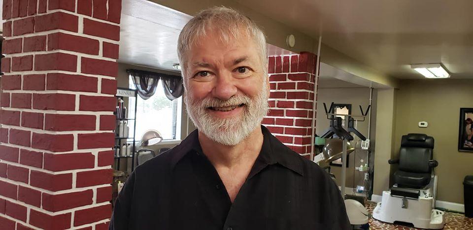 John Strandridge Doors Open Jazz Board member
