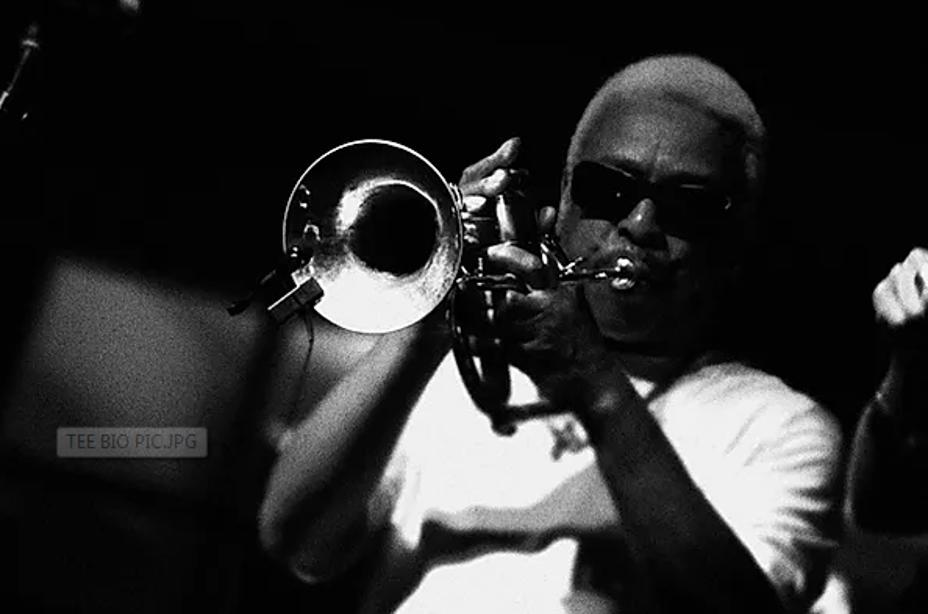 Thomas Bumpass of Doors Open Jazz